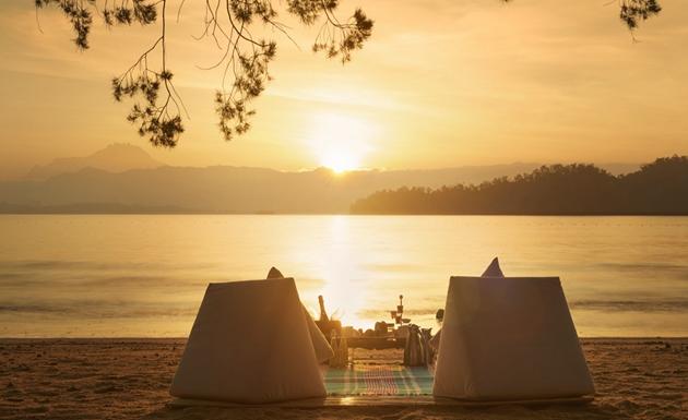 【全新组合】香格里拉丹绒亚路 加雅岛度假村 5天4晚自由行 奢华体验